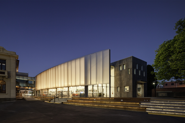 Williamstown Library  Sally Draper Architects  Mitsuori