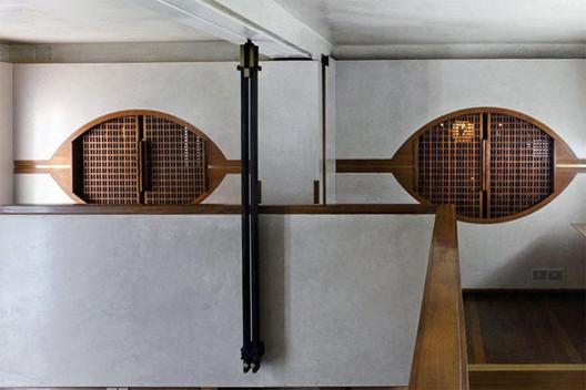 Olivetti Showroom. Image © ORCH_chemollo