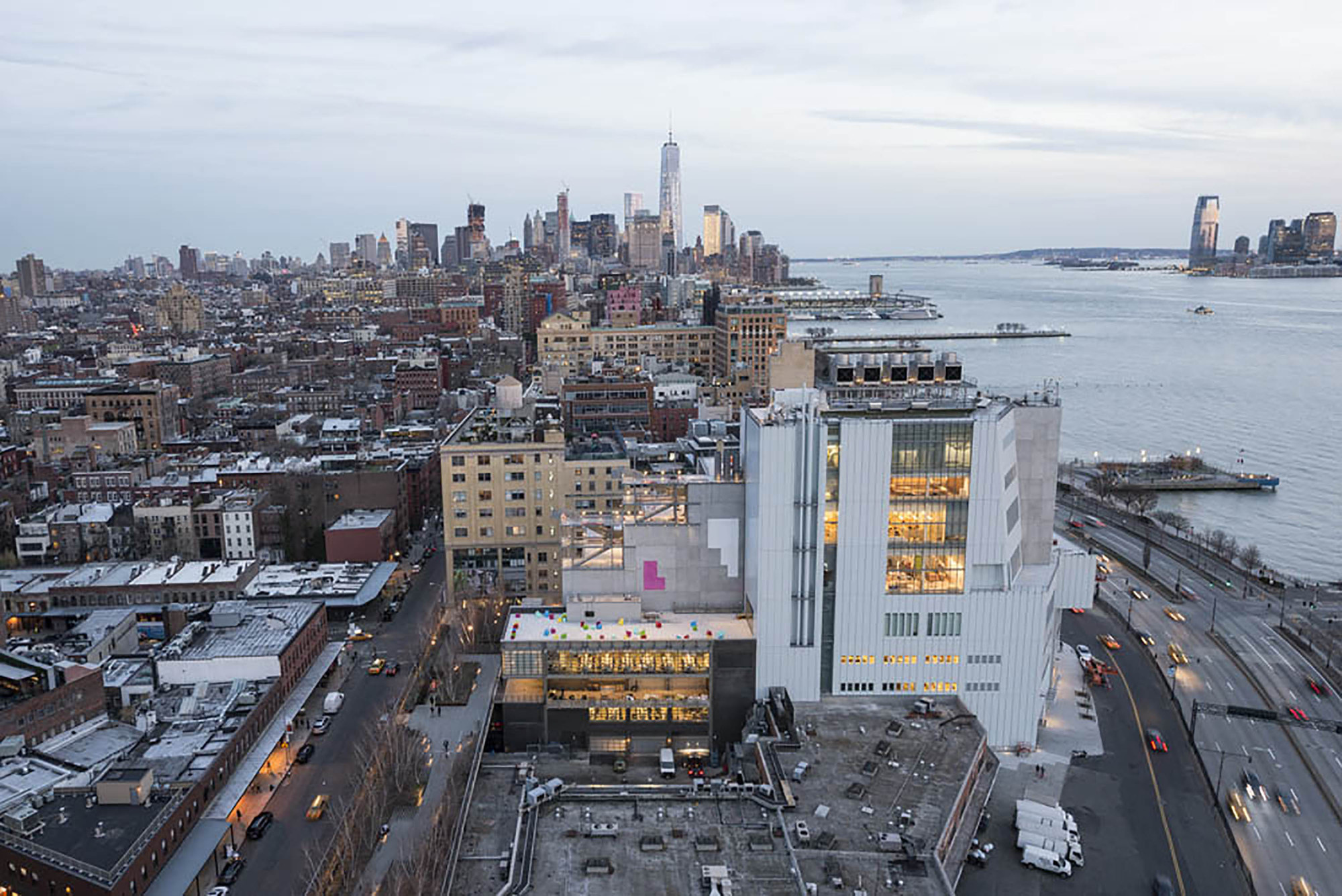 Renzo Piano Whitney Museum And Of Public