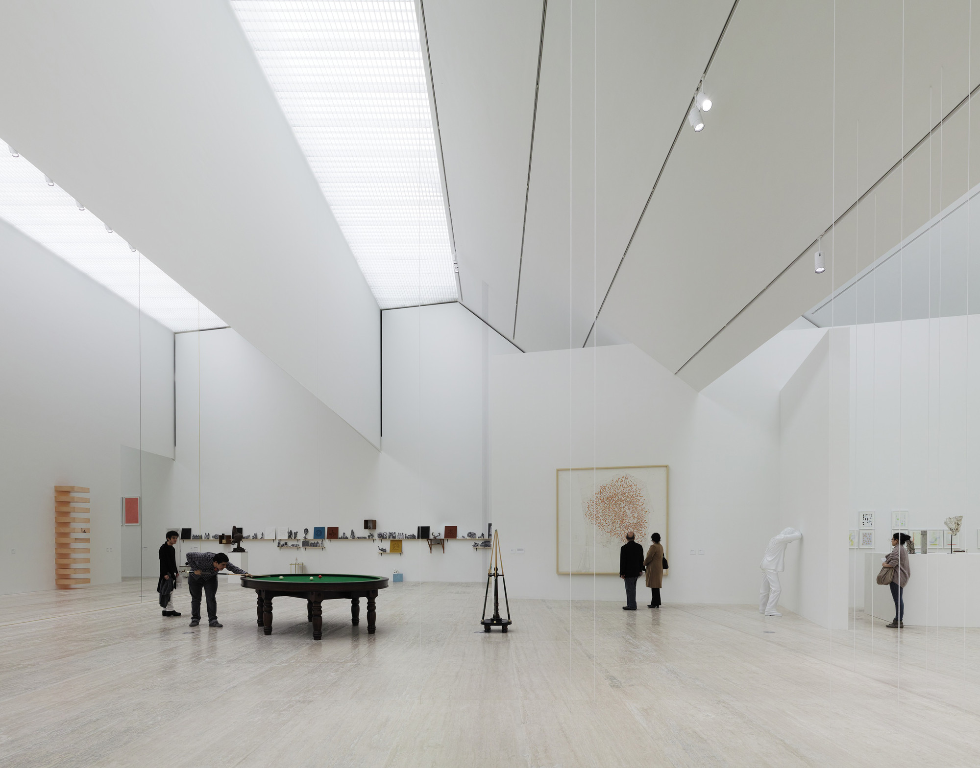 Museo Jumex David Chipperfield - 2