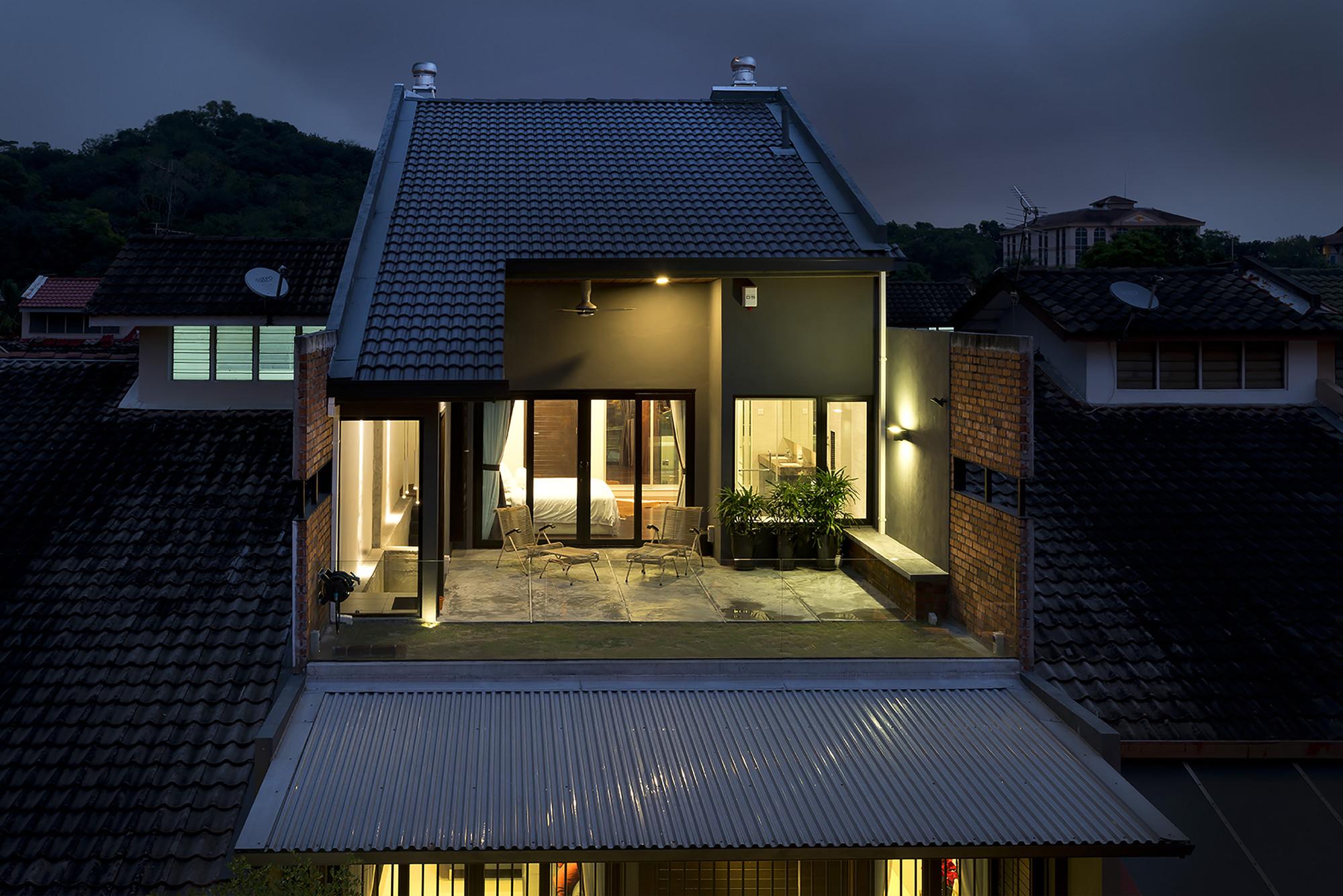 Terrace House Interior Design