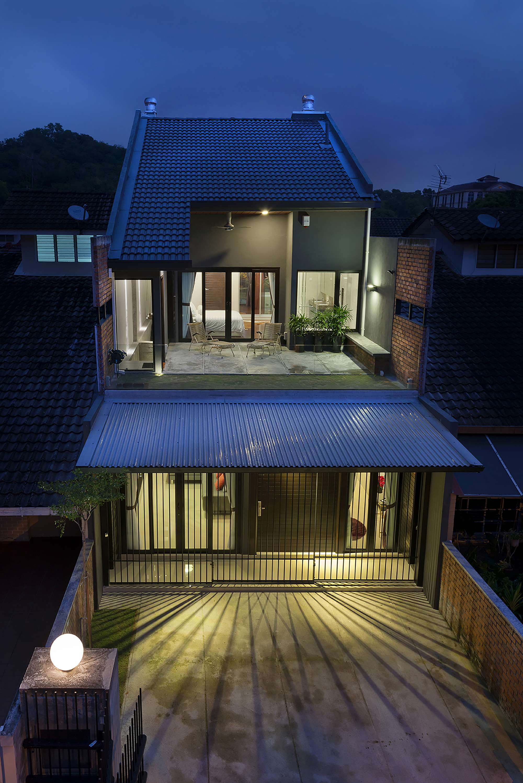 House Terrace Design Malaysia