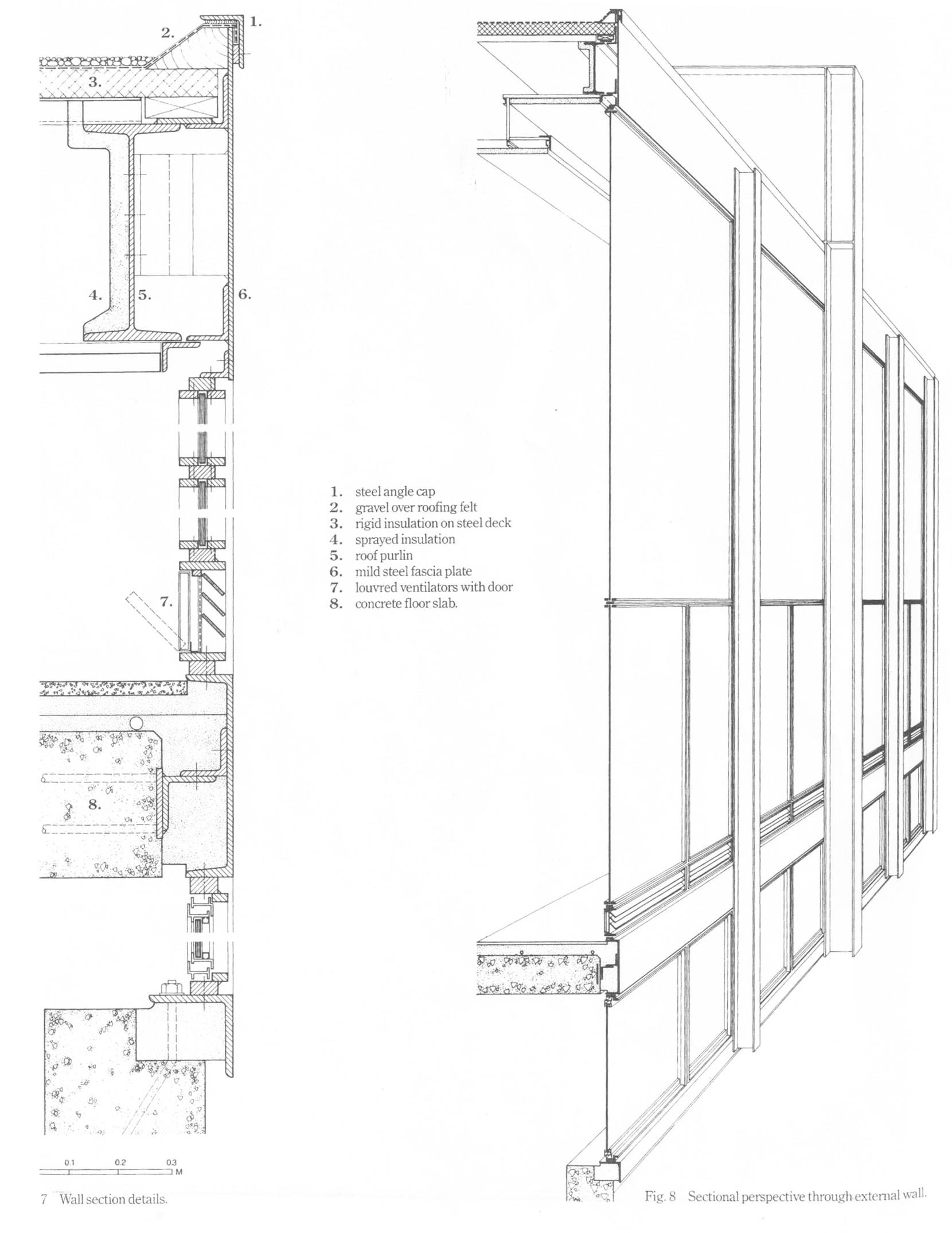 forest canopy diagram directv deca wiring galeria de arquivo: cortes perspectivados - 7