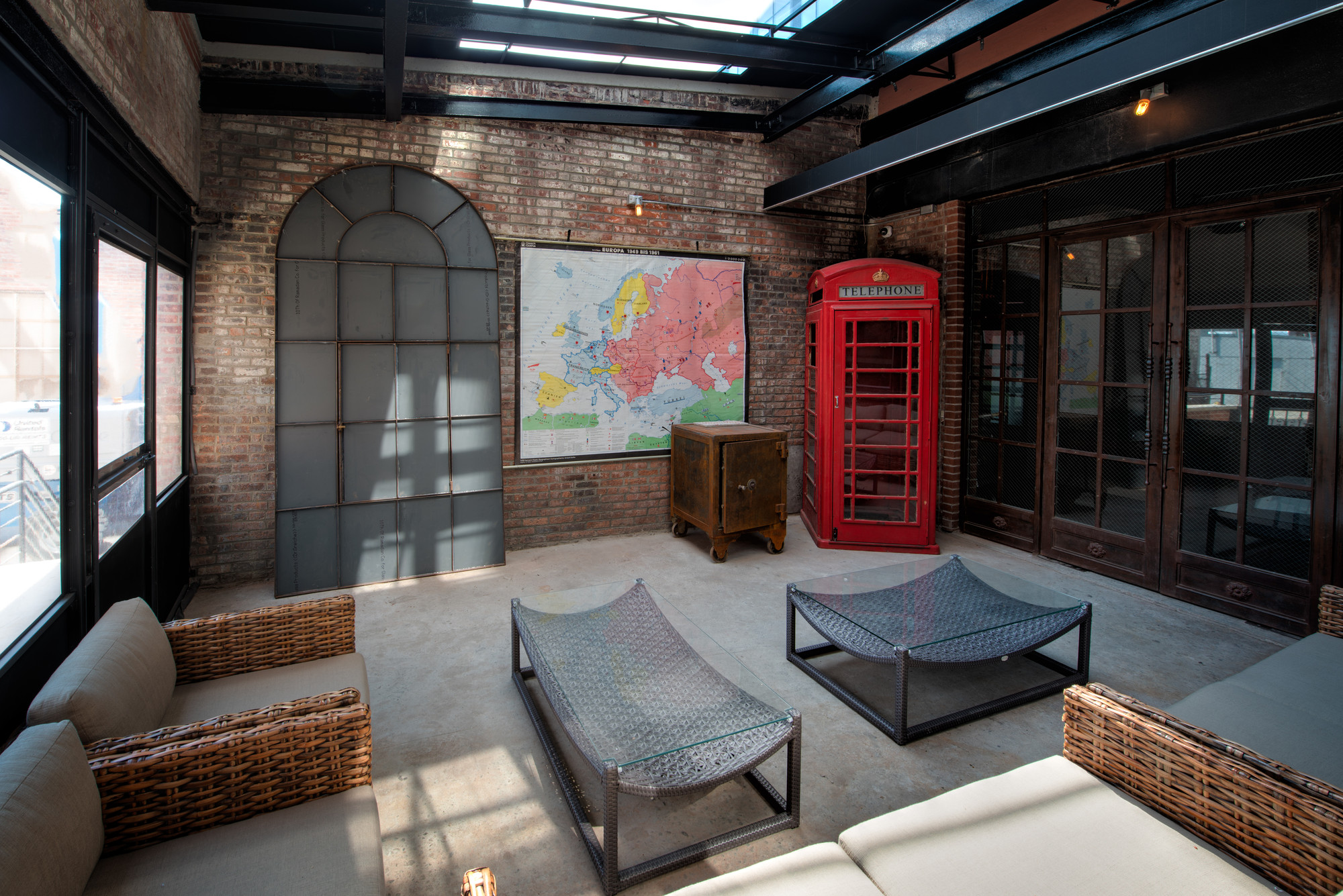 Gallery Of The Paper Factory Hotel Dhd Architecture