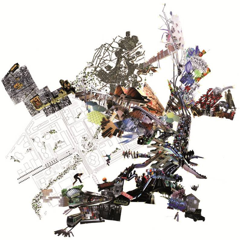 architecture site analysis diagram cb microphone wiring enric miralles foundation to offer social urban regeneration postgraduate diploma | archdaily