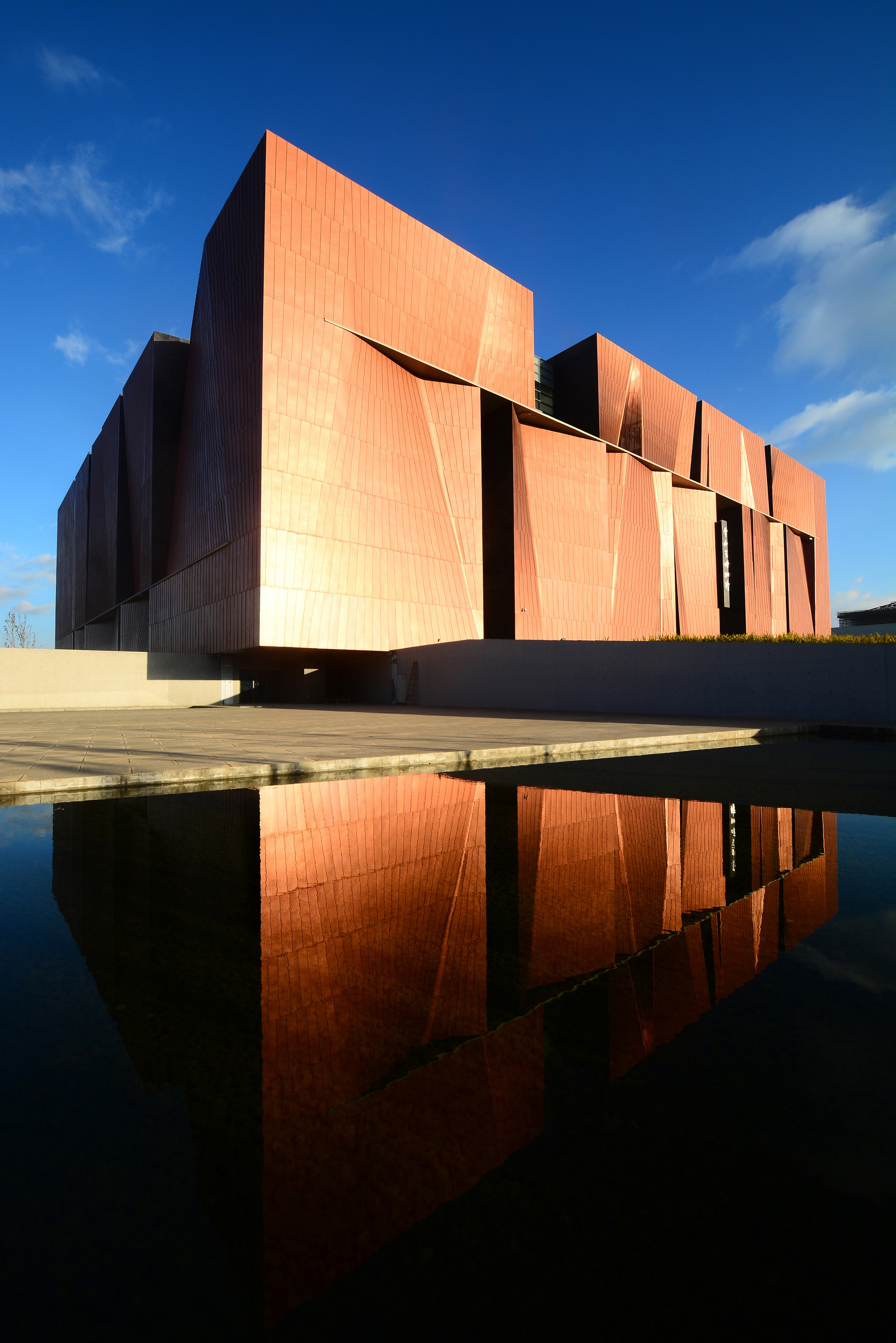 Yunnan Museum Rocco Design Architects Archdaily