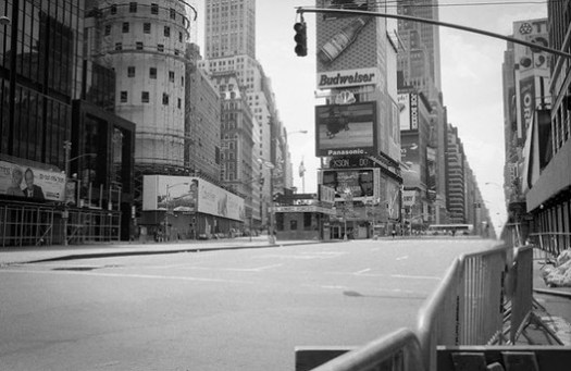 Times Square. Image © G.Alessandrini
