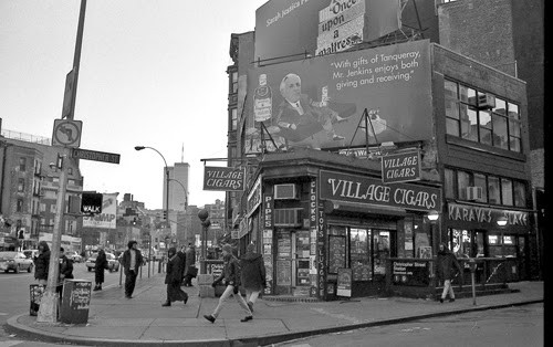 73 Christopher Street. Image © G.Alessandrini