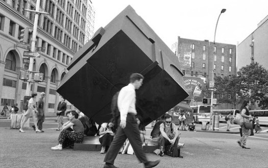 24 Astor Place. Image © G.Alessandrini