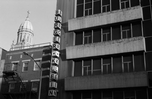 Burger Klein building, at 28 Avenue A. Image © G.Alessandrini