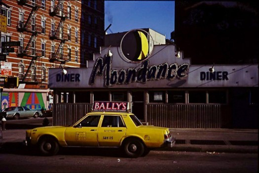 Moondance Diner, at 80 6th Avenue. Image © G.Alessandrini