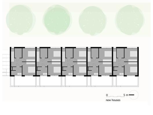 New Houses Floor Plan