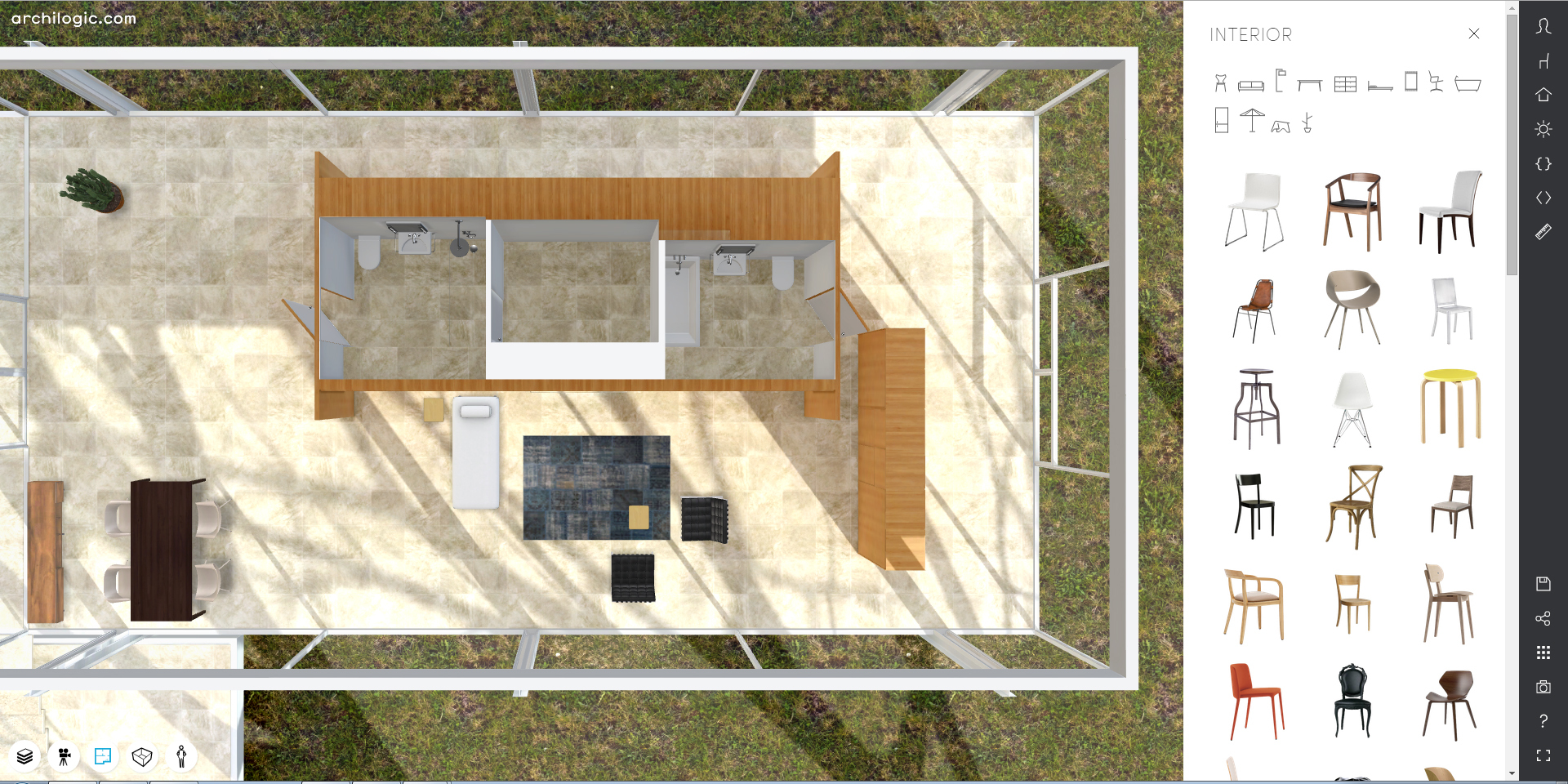 Gallery of A Virtual Look Into Mies van der Rohes