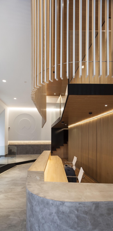 Gallery of Bank Office  Rubio Bilbao Arquitectos  7