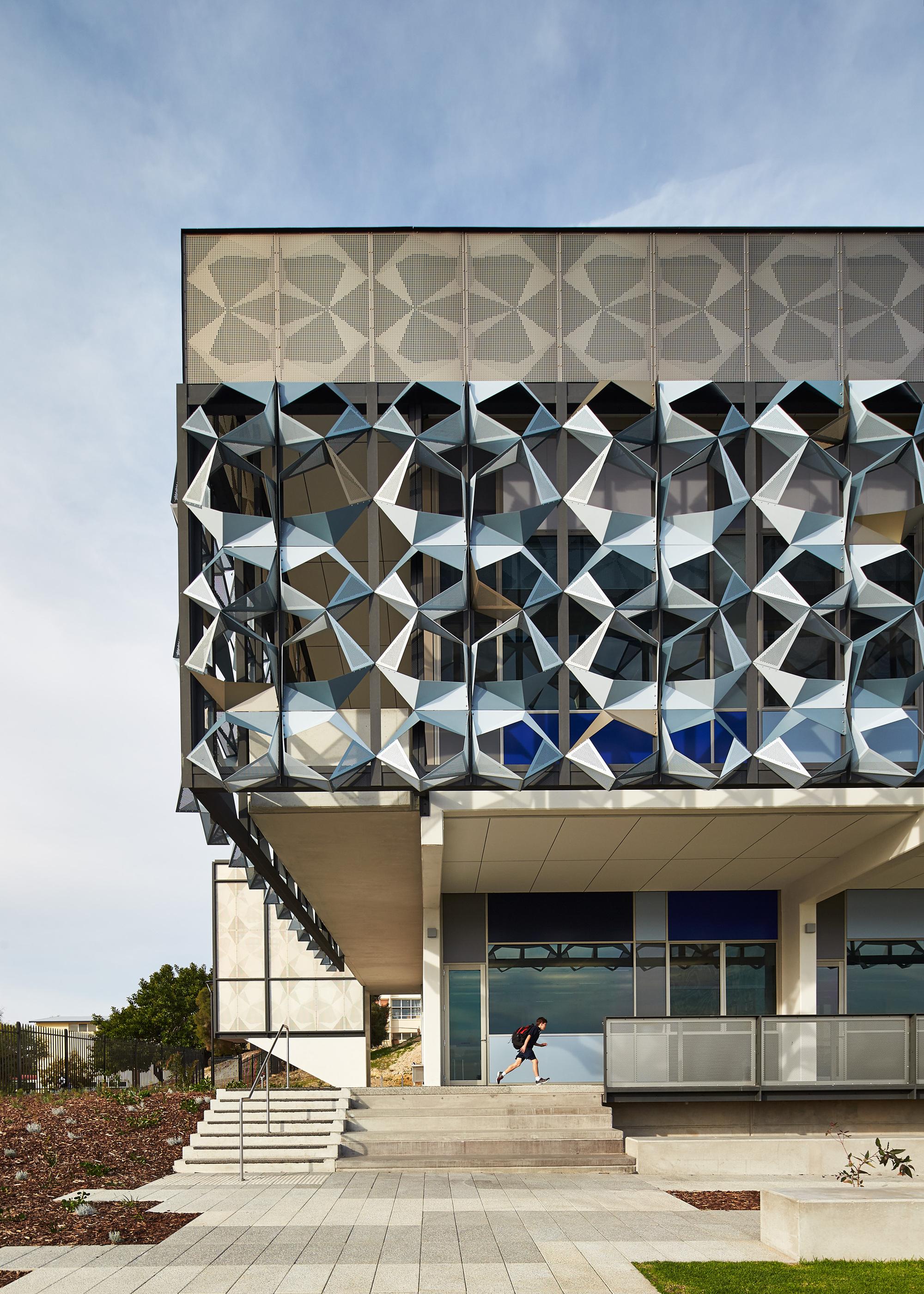 John Curtin College Arts Jcy Architects And Urban Designers - 14