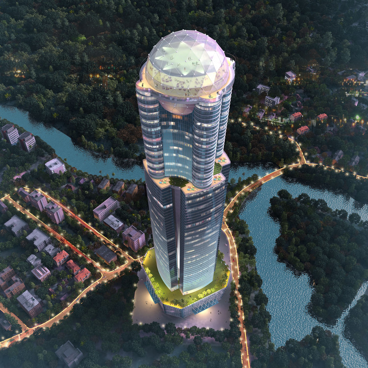 Sri Lankas Tallest Tower to Honor its 1996 World Cup