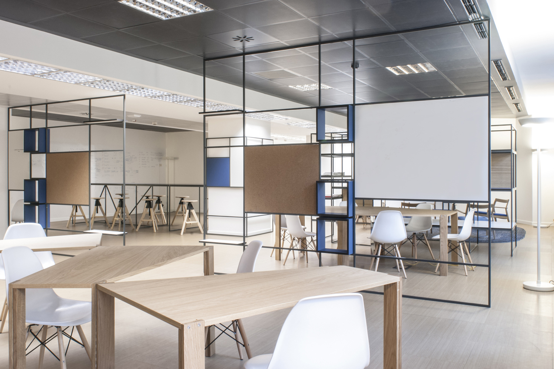 Digital Entity Workspace  deamicisarchitetti  ArchDaily