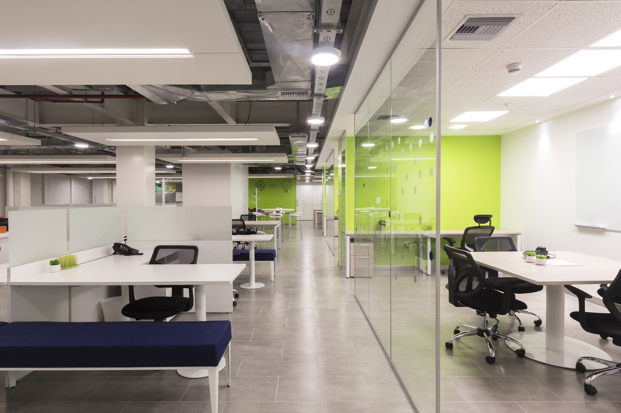 Oficinas Telefnica  Contract Workplaces  Plataforma