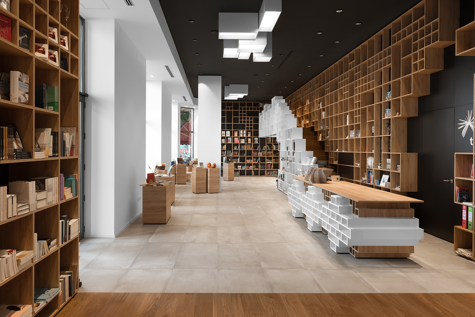 Slovenian Book Center In Trieste  SoNo Arhitekti  ArchDaily