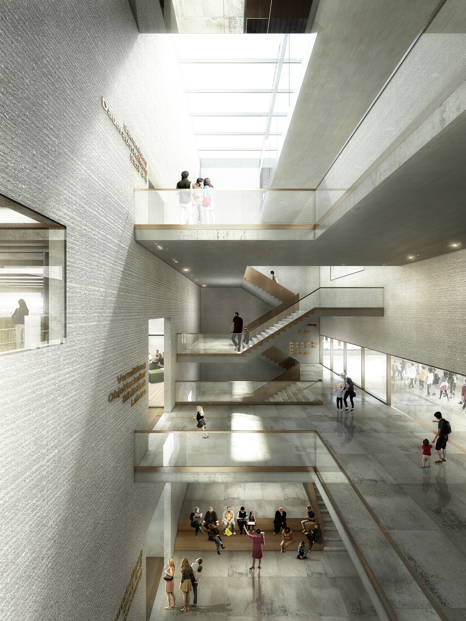 Em2n Build Basel' Museum Natural History And State Archives - 5