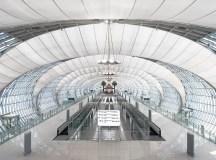 Passenger Terminal Complex Suvarnabhumi Airport / Jahn ...