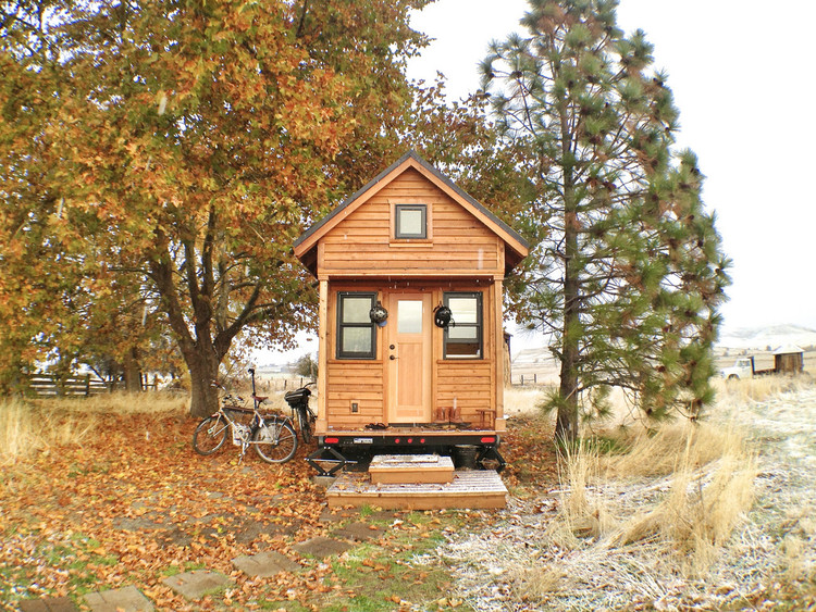 5 Things Architecture Can Learn From The Tiny House