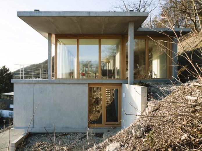 Courtesy of Gian Salis Architect