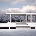 Clsicos de Arquitectura Casa Farnsworth  Mies van der Rohe  ArchDaily Colombia
