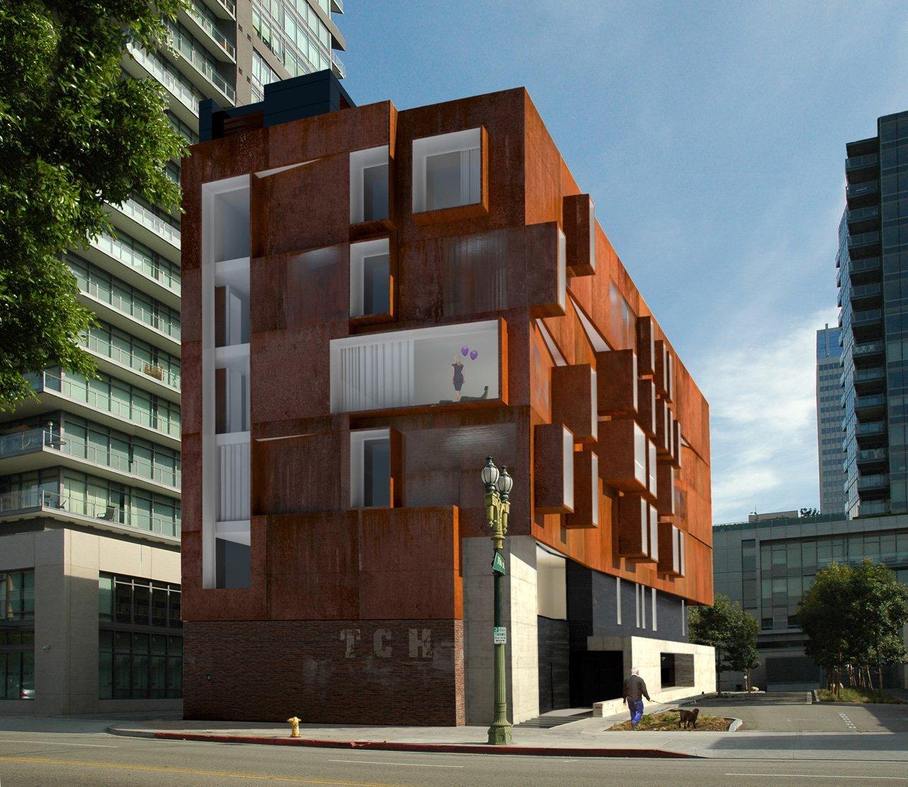 Tch Boutique Hotel Abramson Teiger Architects