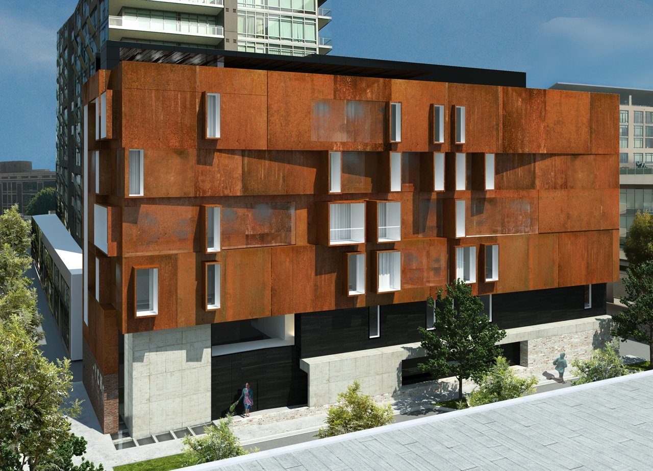Modern Boutique Hotel Architecture