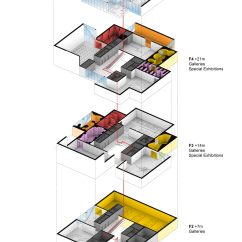 Exploded Axon Diagram Ac Low Voltage Wiring Gallery Of Haus Der Zukunft Competition Entry Project