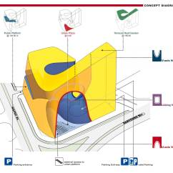 Raid 5 Concept With Diagram Grasshopper Insect Gallery Of Office And Hotel Complex Hooman Balazadeh 3