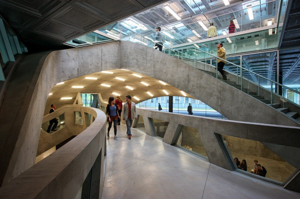 2013 United States Best Architecture Schools Archdaily