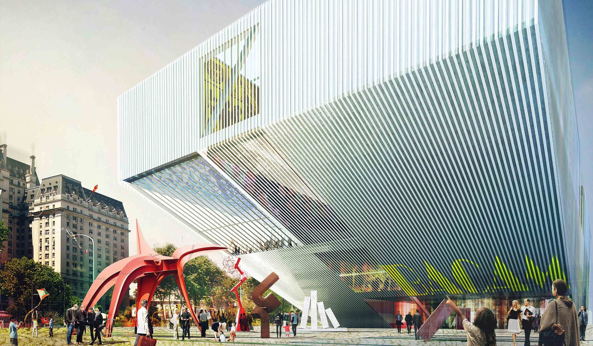 Buenos Aires Contemporary Art Museum Competition Results - 20