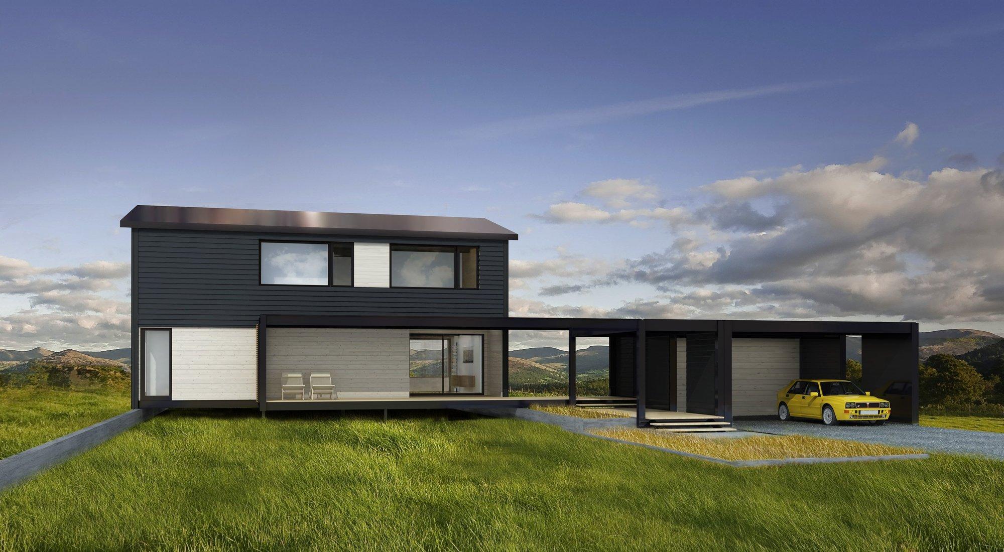 Affordable Modern Modular Prefab Homes
