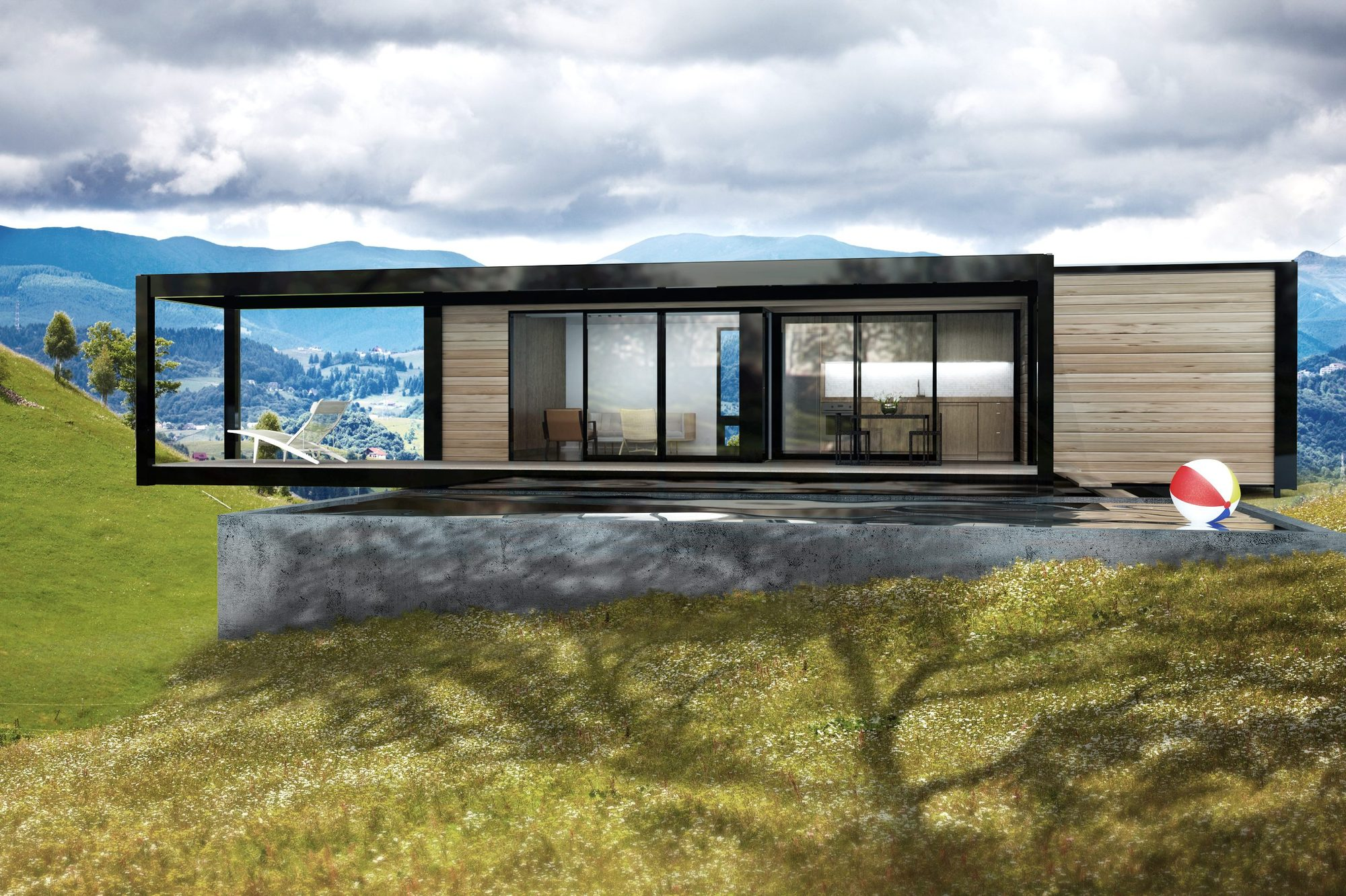 Connect Homes Offers Affordable Modern