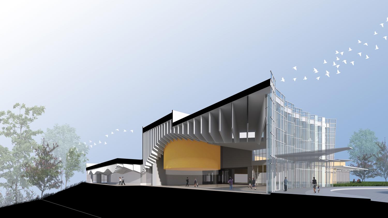 Gallery of Atlanta History Center Proposal  Stanley