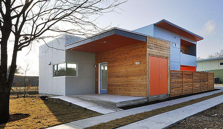 Modern Houses with Cedar Siding