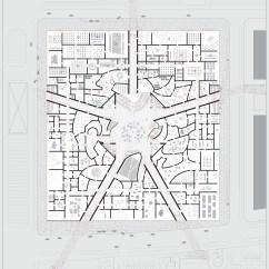 Oma Parc De La Villette Diagram Ge Profile Arctica Parts Gallery Of National Art Museum China Competition Entry