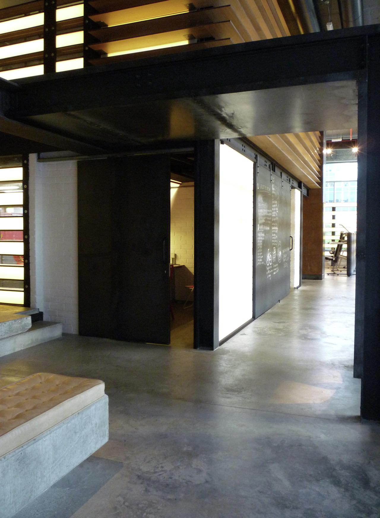 Gallery of Uenergy Health Club  GAJ Architects  23