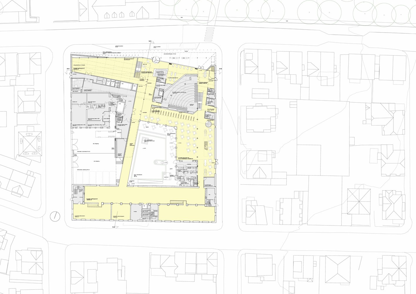 medium resolution of stavanger museum of archeology lund slaatto architects ground floor plan
