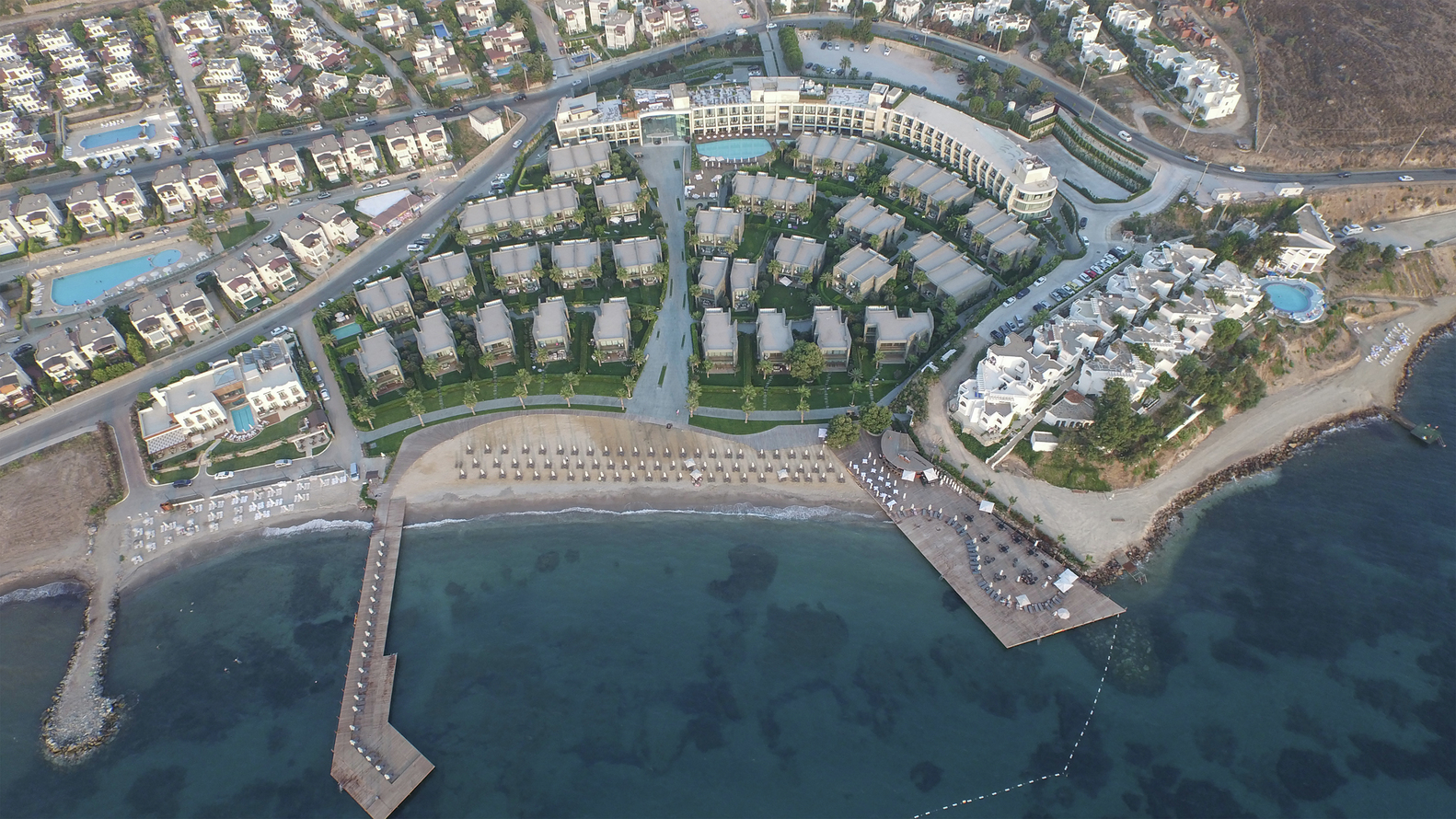 Swissotel Resort Bodrum Beach Gad & Gokhan