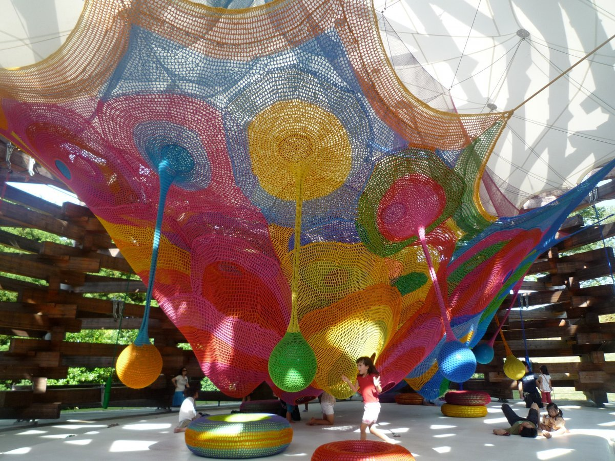 World's Coolest Playgrounds