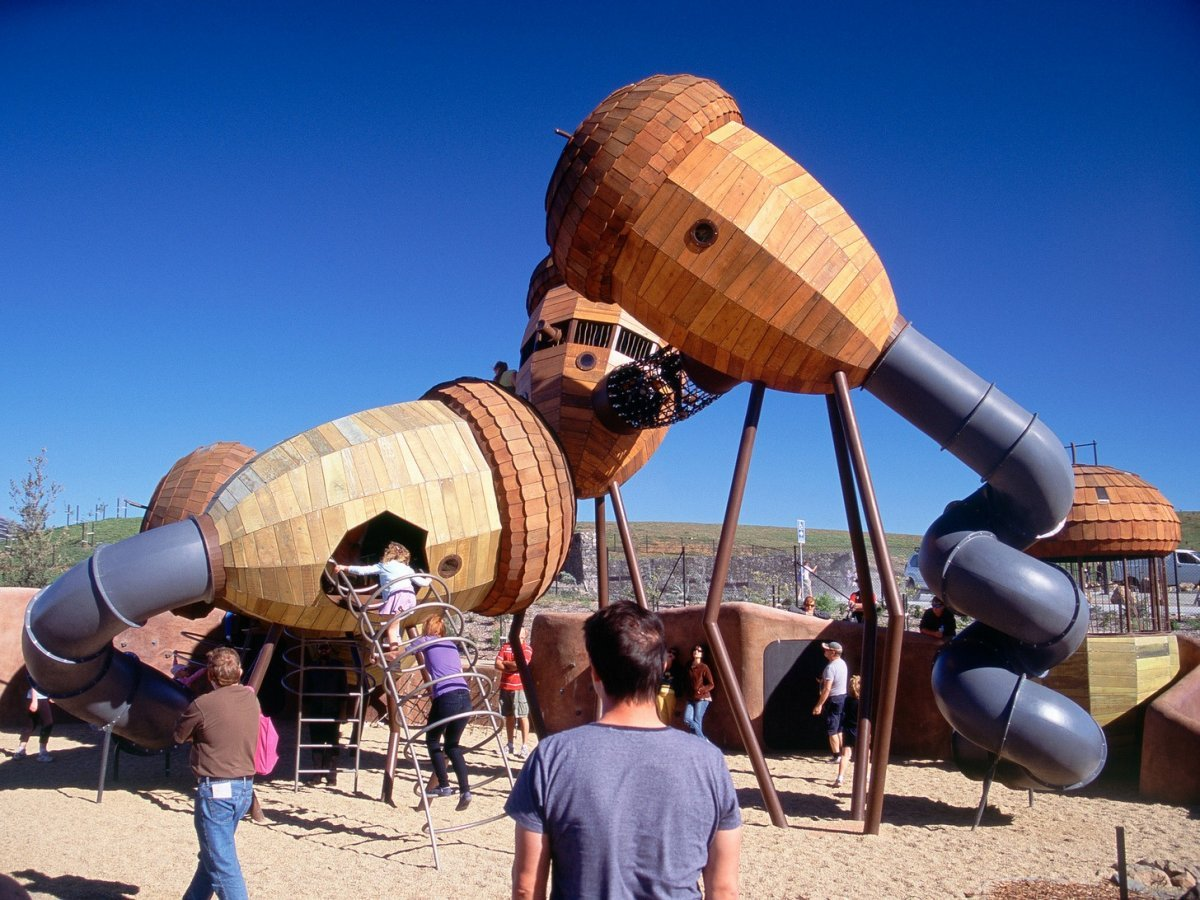 gallery of 19 playgrounds