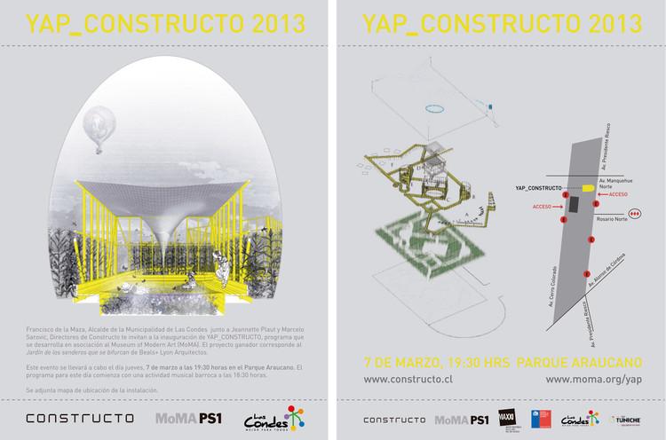 Inauguracin YAP_Constructo El jardn de los senderos