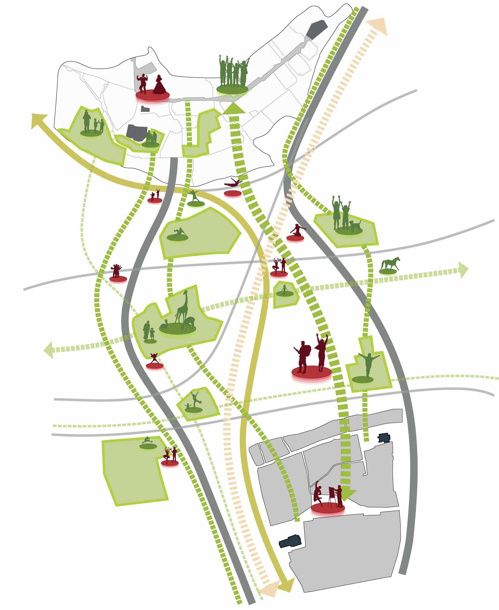 Masterplan For Mönchengladbach  Grimshaw Architects