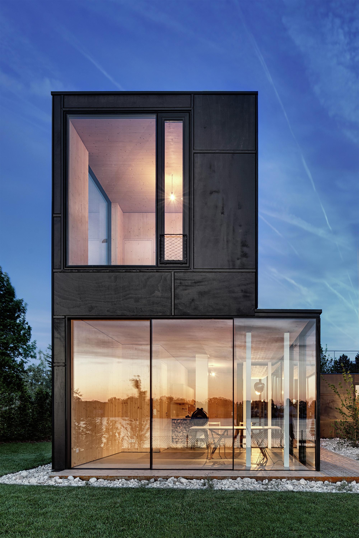 Lake House  Maximilian Eisenkck  ArchDaily