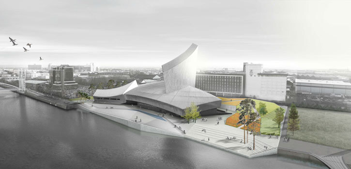 Topotek 1 for Imperial War Museum North ArchDaily