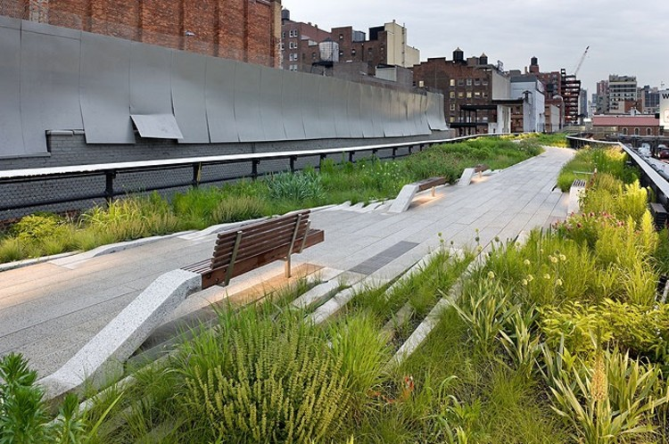 york high line officially