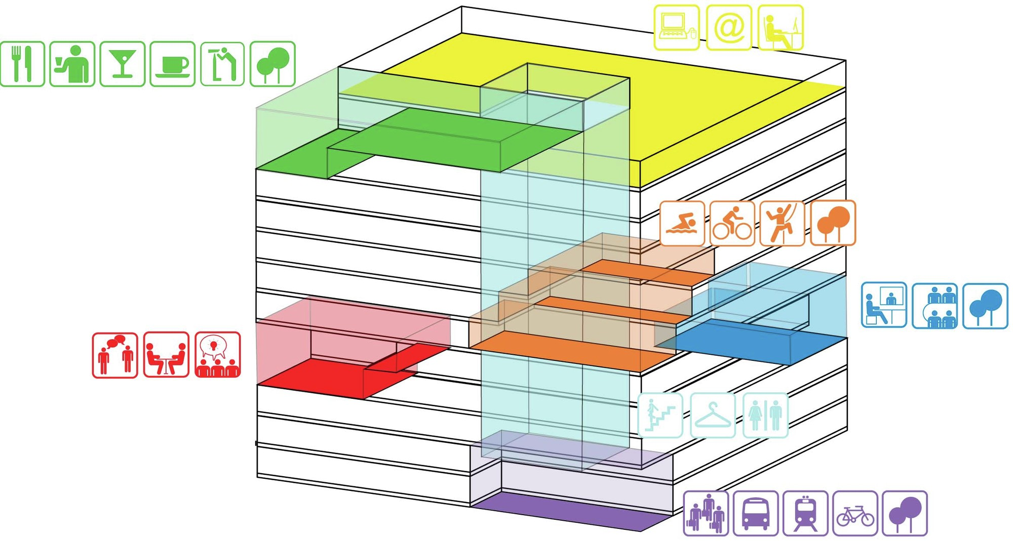 architectural program diagram and 2 1998 saturn sl1 wiring gallery of eco cube proposal a lab 7